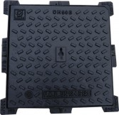 SQUARE DUCTILE COVERS CLASE D-400