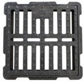SQUARE PLAIN GRATING CLASS B-125