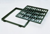 SQUARE PLAIN GRATING  CLASS D-400