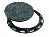 ROUND DUCTILE COVERS CLASS D-400