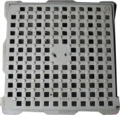 SQUARE HONEYCOMB  GRATING CLASSE D-400