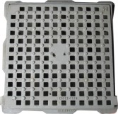 Square Grating Honeycomb  class D 400